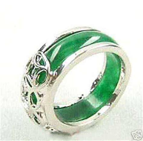 jade gold wedding rings miracle wedding rings