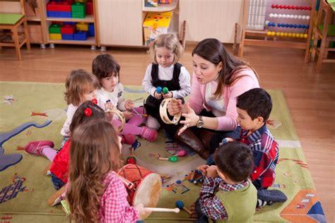 early childhood teaching teacher education