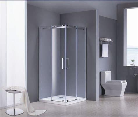 duschabtrennung glas 90x90 duschkabine dusche duschabtrennung schiebet 252 r eckeinstieg eckdusche 90x90 glas ebay