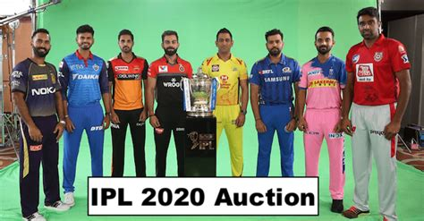 ipl  auction date venue  salary purse remaining