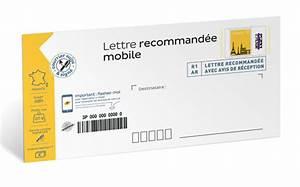 1 Patronal La Poste : pr t poster lettre recommand e mobile lot de 5 ~ Premium-room.com Idées de Décoration
