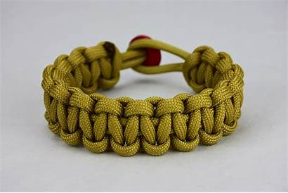 Paracord Bracelet Button Bracelets