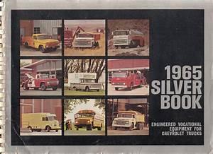 1965 Chevrolet Pickup Truck Wiring Diagram Manual Reprint