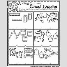 Back To School Kindergarten Worksheets  Sentence Writing  Kindergarten Worksheets