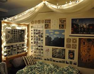 Cool ideas for decorating your dorm room