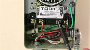 Wiring A Tork 1104 For 240 Volts