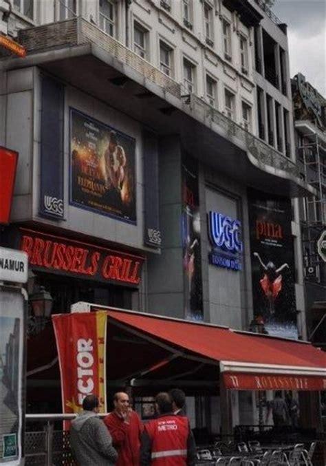 multiplexe ugc toison d or 224 bruxelles salles cinema