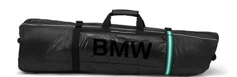 Bmw Golf Bag by Bmw Genuine Golfsport Travel Protective Cover In Black For