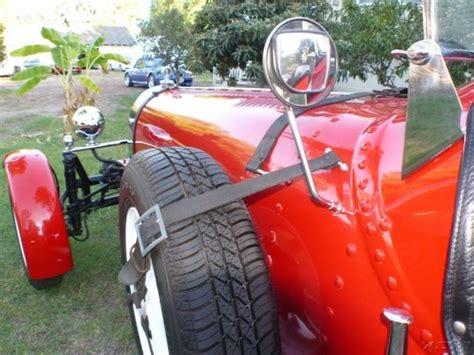 It is a lafayette bay company of wazata. 1927 BUGATTI 35 Musuem Movie Recreation Replica VW Kit
