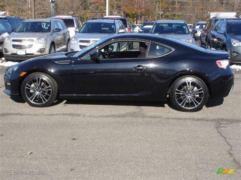 black subaru brz crystal black silica 2013 subaru brz premium exterior