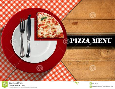 decorator pattern c pizza conception de menu de pizza illustration stock image