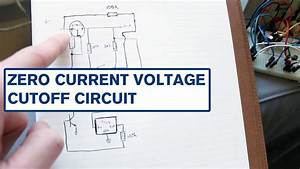 Zero Current Low Voltage Cut Off And Latching Power Switch