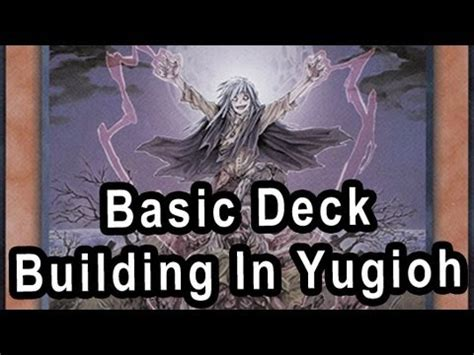 yugioh deck building tips yu gi oh deck building tips 1 funnydog tv