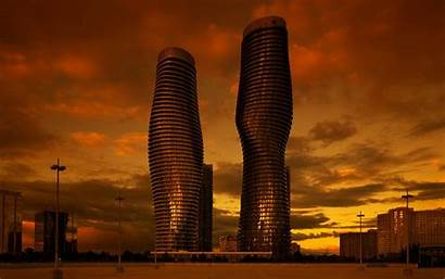 Towers Absolute Mississauga Ontario Canada Monroe Marilyn