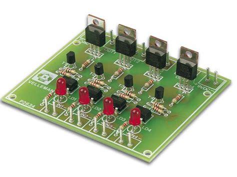 kit electronique a monter kit circuit triac jlelectroniq2