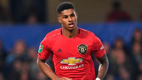 Marcus rashford, world class striker for manchester united, helping out in a food bank. Rashford screamer nails it for revived Reds - Herald.ie