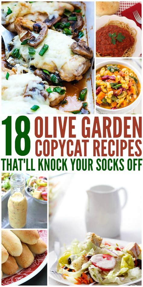 olive garden copycat recipes 18 olive garden copycat recipes to satisfy your italian
