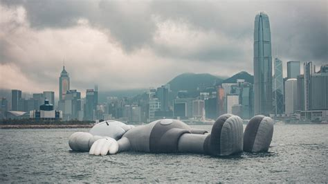 art basel hong kong returns bigger   architectural digest