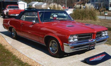 1964 Pontiac Gto Tri Power by 1964 Pontiac Gto Convertible 389 348 Tri Power