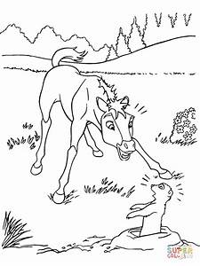 Spirit Coloring Page Coloring Home