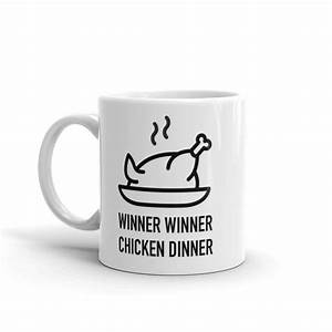 Winner Winner Chicken Dinner - Mug – PUBG Warehouse
