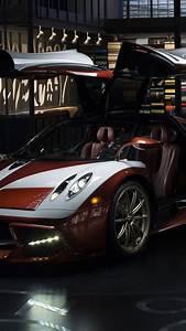 Wallpaper Pagani Huayra Lampo, Concept cars, 4K