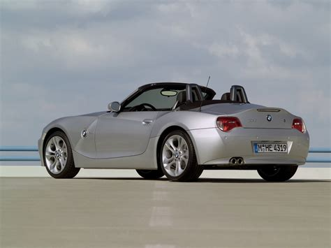 2006 Bmw Z4 M Roadster Pictures Information And Specs