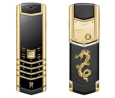 vertu luxury vertu signature dragon cellphone