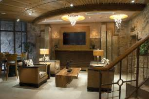Unfinished Basement Ideas Low Ceiling by 63 Finished Basement Quot Man Cave Quot Designs Awesome Pictures