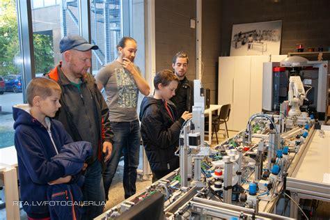 """ATV pārstāvji piedalījās pasākumā """"Eiropas Zinātnieku ..."""