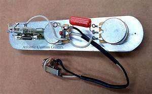 Telecaster 3 Way Wiring Harness Cts  Crl  Sprague  Treble