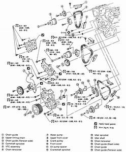 2003 Ford Escape V6 3 0l Engine Parts Diagram