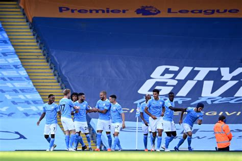 Manchester City player ratings vs Leicester City - The 4th ...