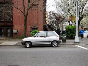 The Street Peep  1988 Ford Festiva
