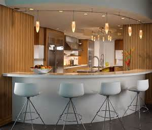 bar ideas for kitchen u shaped kitchen design ideas with mini pendant lighting and bar decorations nytexas