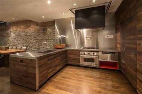 Kitchen Island Ideas - küche aus holz schaffen sie eine behagliche und warme atmosphäre