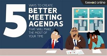Meeting Create Agendas Ways Better Meetings Header