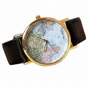 Armbanduhr Mit Weltkarte : die besten 25 uhr mit weltkarte ideen auf pinterest uhr weltkarte kompass maps und anker uhr ~ Orissabook.com Haus und Dekorationen