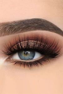 Stunning Makeup Ideas For Blue Eyes