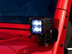 Jeep Wrangler Off-road Led Light Kit