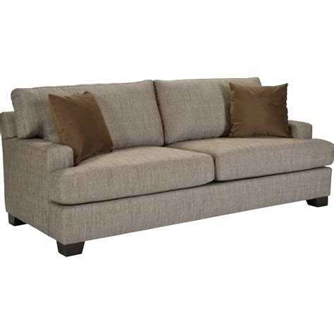 Broyhill Furniture Nash Transitional Sofa With Track Arms