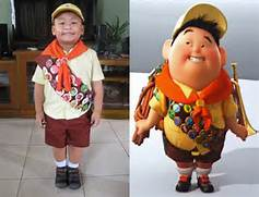 diy disney costumes   russel costume from Up movie         Diy Disney Costumes