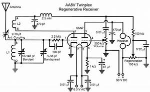 The Aa8v Twinplex Regenerative Receiver