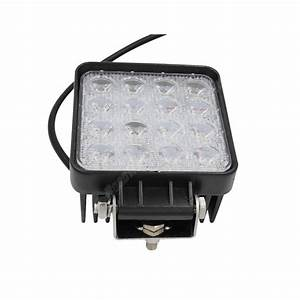 W led work light construction machinery inspection