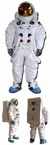 Custom Replica Space Suits: 'Apollo 11' Outfit Helps You ...