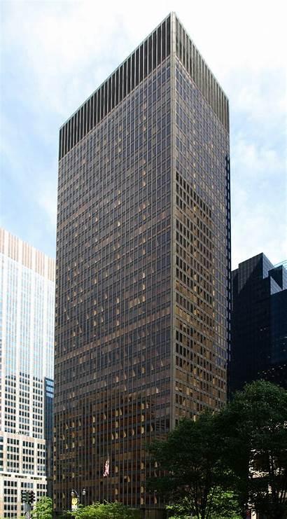Building Seagram Skyscraper Center Skyscrapercenter