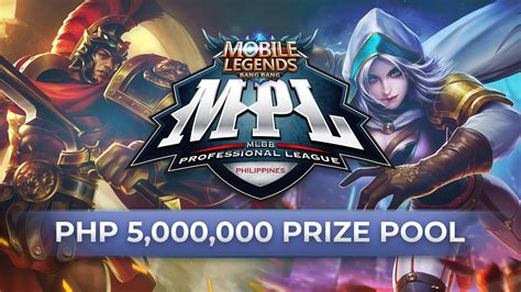 Php 5,000,000 Mobile Legends Tournament Is Underway