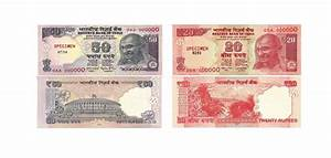 Rbi To Issue New Notes Of Rs 50  Rs 20 Denomination