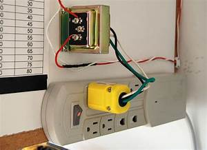 Dc Doorbell Transformer  U0026 Wiring A Doorbell For Two Doors