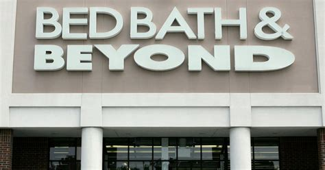 Science Says You Probably Can't Leave Bed, Bath & Beyond